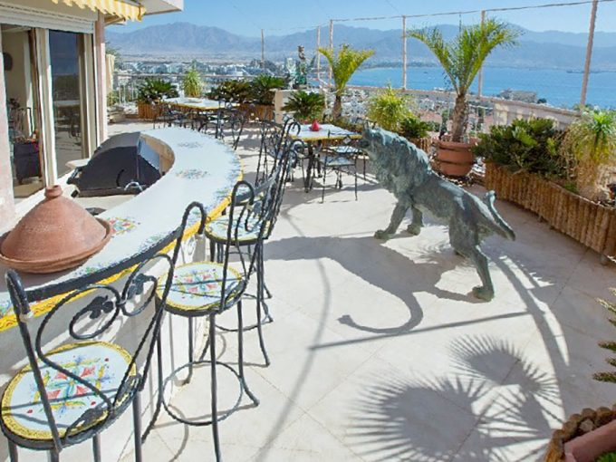 Luxury Penthouse For Sale Eilat