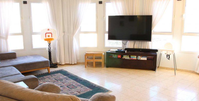 Квартира 5 Комнат на продажу Эйлат